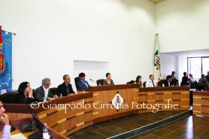 Consiglio comunale San Giovanni Suergiu
