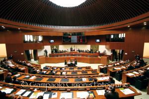 Il nuovo Consiglio regionale s'insedierà giovedì 20 marzo, alle 10.30.