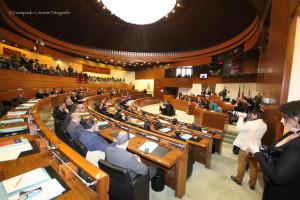 """Il Consiglio regionale ha approvato  il Testo unificato n. 3 """"Norme in materia di agricoltura e sviluppo rurale: agro biodiversità, marchio collettivo, distretti""""."""