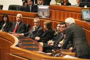 Il Presidente della Regione, Francesco Pigliaru, ha incontrato i rappresentanti dei Sindacati confederali della Sardegna.
