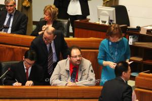 Luca Pizzuto, 30 anni, in 4 anni dalla candidatura con elezione al Consiglio provinciale, all'assessorato provinciale, alla segreteria regionale di SEL e all'elezione in Consiglio regionale.