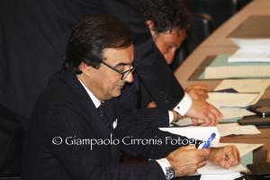 Otto consiglieri regionali di Forza Italia hanno presentato un'interrogazione sulle procedure di realizzazione del nuovo ospedale di San Gavino Monreale.
