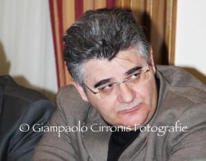 Michele Carrus è stato confermato segretario generale della Cgil della Sardegna.