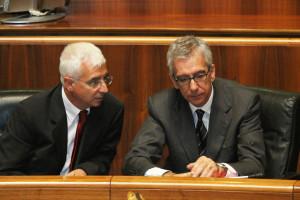 Domani mattina il governatore Pigliaru e l'assessore Paci illustreranno con i partiti della maggioranza, la Manovra finanziaria approvata questa sera dal Consiglio regionale.