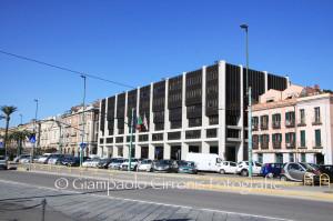 Questa mattina l'assessore regionale dei Trasporti ha partecipato ad un viaggio di ispezione sui cantieri della rete metropolitana di Cagliari.