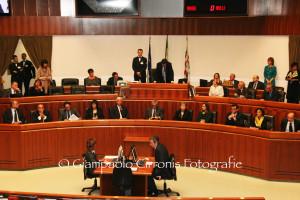 La sospensiva della sentenza del Consiglio di Stato ha portato alla modifica dell'ordine del giorno della prossima seduta del Consiglio regionale.