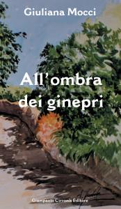 Copertina libro All'ombra dei ginepri