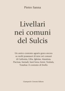 Copertina libro Livellari nei comuni del Sulcis