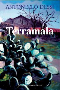 Copertina libro Terramala