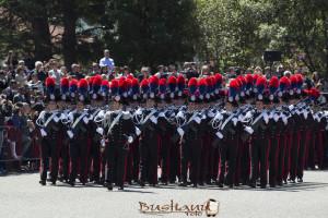 Entra nel vivo stamane, a Sant'Antioco, il raduno regionale dell'Associazione nazionale Carabinieri.
