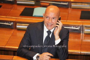 Incontro tra la commissione d'inchiesta presieduta dall'on. Luigi Crisponi e la provincia di Nuoro sulle problematiche della piana industriale di Ottana.
