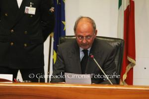 """Un'interrogazione di Mario Floris (Uds) sugli """"adempimenti approvazione Ppr""""."""