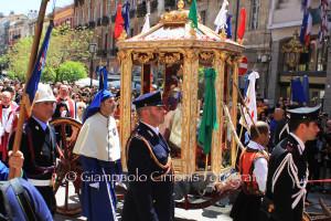 """La Grande Madre e """"Su Contu de Sant'Efis"""" domenica 4 maggio a Cagliari."""