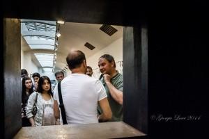 A scuola di fotogiornalismo, a Carbonia, con Francesco Zizola.