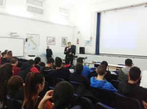 400 studenti hanno seguito le lezioni della Guardia Costiera di Portoscuso.