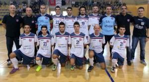 La Delfino ha superato 2 a 1 l'ASD Sulcis Calcio a 5 Santadi ed accede agli spareggi nazionali per promozione in serie B.