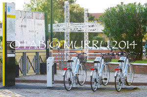 """A Carbonia, a partire dal 2 giugno sarà possibile acquistare la tessera magnetica per l'accesso al servizio di """"Bike Sharing""""."""