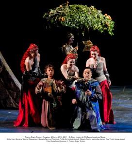 Il flauto magico: Mozart al Lirico di Cagliari.