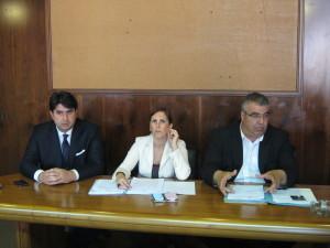 """Modesto Fenu (capogruppo """"Sardegna""""): «Il 10 giugno si svolgerà la riunione convocata dal prefetto di Cagliari per la Zona Franca»."""