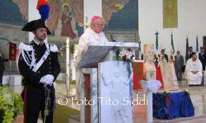 L'associazione dei carabinieri in congedo di Sant'Antioco ha dedicato la sua nuova sede al tenente #Marco Pittoni.