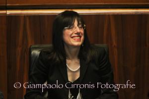 """L'assessore regionale dell'Ambiente Donatella Spano, ha presentato questa mattina a Cagliari, il #""""Piano antincendi 2014″."""