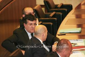 Il consigliere Edoardo Tocco (Fi) si è dichiarato soddisfatto delle rassicurazioni della Giunta per gli interventi in via Peschiera e in alcune zone di Pirri.