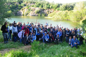 Un bilancio molto positivo anche per l'escursione da Pani Loriga a Grotta Is Zuddas.