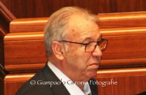 Giorgio Oppi (Udc): «Se l'emendamento sul Mater Olbia sarà meglio puntualizzato non escludo di votarlo in Aula».