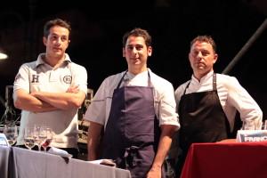 """Il """"Girotonno"""" entra nel vivo. La giuria premia la Francia, prima finalista, oggi in gara Giappone-Spagna e Italia-Brasile."""