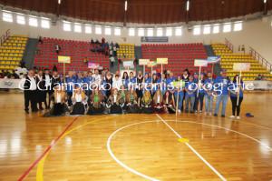 E' in corso, al Palazzetto dello Sport di Carbonia, la fase finale del #campionato italiano di calcio 5 #Fisdir.