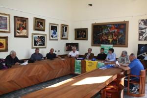 E' stato presentato questo pomeriggio a Carbonia il 6° campionato di calcio a cinque Fisdir.