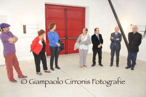 Inaugurazione mostra Giovanni Campus 2 copia