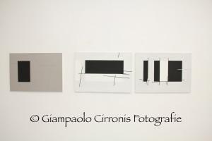 """Prosegue, sino alla metà di agosto, a Carbonia, la mostra dell'opera """"Tempo in processo-Opera.intervento.ambiente"""", di #Giovanni Campus."""