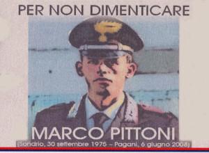 Il 24 maggio la sezione di Sant'Antioco dell'associazione nazionale carabinieri intitolerà la sezione alla memoria di Marco Pittoni.