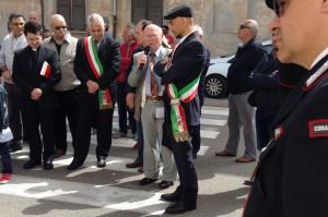 Si è svolta oggi, a Nebida, la cerimonia di commemorazione del #108esimo anniversario dell'eccidio del 1906.