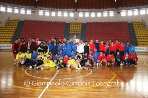 Da oggi a domenica, il Palazzetto dello sport di Carbonia ospita la fase finale del campionato italiano di calcio a cinque #Fisdir.