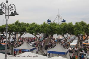 E' tutto pronto per il 13° Girotonno, quattro giorni di sapori, cultura, tradizione e grande musica.