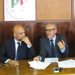Pietro Cocco e Lorenzo Cozzolino.