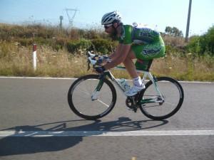 Giro delle Miniere 2014 Portoscuso fuga vincente di Marianeschi