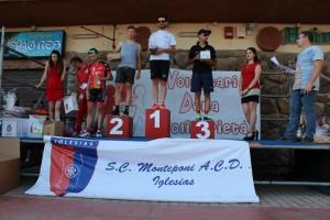Giro delle Miniere 2014 Portoscuso podio Marianeschi Cancedda Ciacci