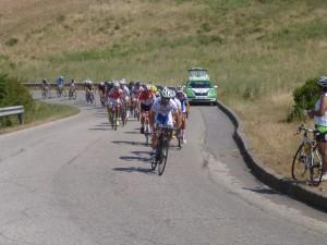 Giro delle Miniere 2014 Portoscuso salita di Terras Collu
