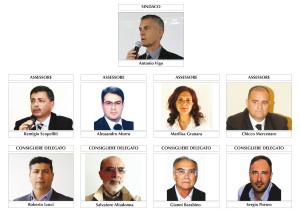 A tre settimane dal voto, il sindaco di Calasetta Antonio Vigo ha scelto i nuovi assessori.
