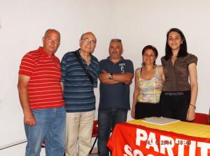 Romina Amasio è la nuova segretaria della sezione del #PSI di San Giovanni Suergiu.