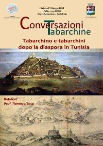 """Sabato 21 giugno, il salone ExMe di Carloforte ospiterà un incontro su """"#Tabarchino e tabarchini dopo la diaspora in Tunisia""""."""