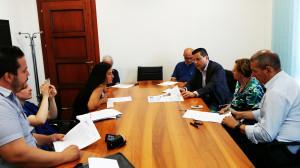 E' stato illustrato questa mattina il Protocollo d'Intesa tra l'Amministrazione comunale di Carbonia e la #Caritas.