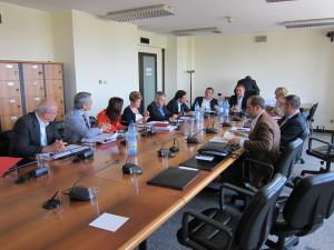 Audizione dei componenti del #Corecom Sardegna davanti alla 2ª commissione sull'attività svolta nel 2013 ed i programmi per il 2014.