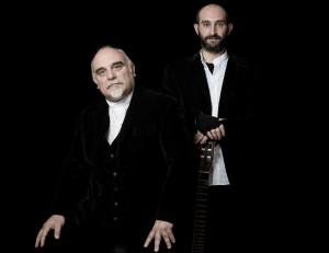 Gianluca Medas e Andrea Congia - Foto di Valentino Congia