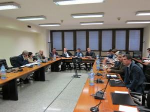 Incontro tra Regione e 12ª #commissione Affari sociali della Camera sul progetto della #Qatar Foundation.