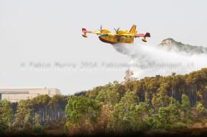 Sottoscritta la convenzione tra Protezione civile, Corpo forestale e Vigili del fuoco per la Campagna antincendio 2015.