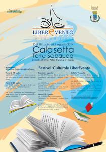 Si rinnova per il terzo anno consecutivo, a Calasetta, l'appuntamento con il #Festival Culturale LiberEvento.